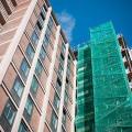 Proteção de fachada
